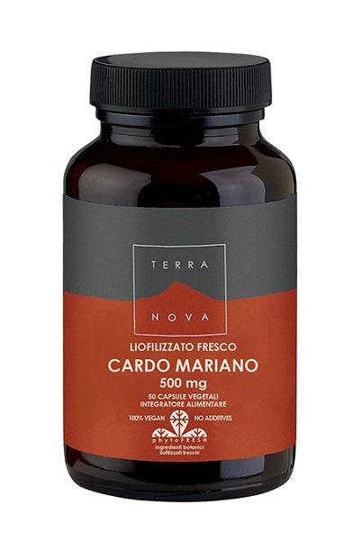 TERRANOVA CARDO MARIANO 500MG 50 CAPSULE - keintegratore.com