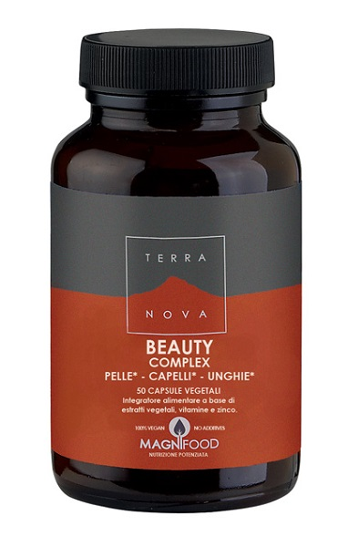 Terranova Beauty Complex 50 Capsule - Arcafarma.it