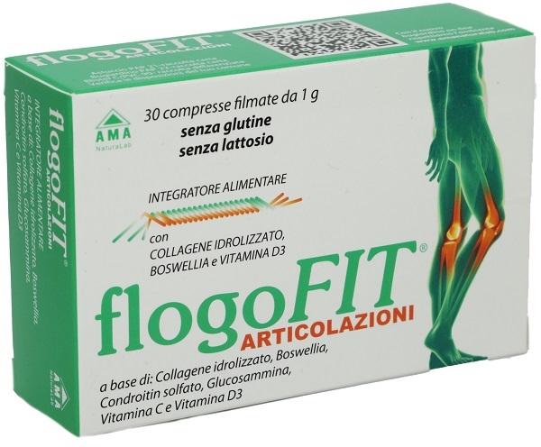 FLOGOFIT ARTICOLAZIONI 30 COMPRESSE FILMATE - Farmaunclick.it