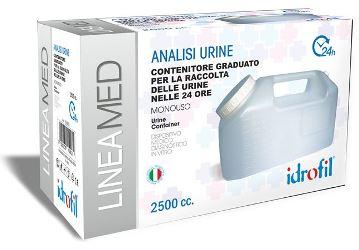 TANICA RACCOLTA URINE 24 ORE 1 PEZZO - Farmaseller
