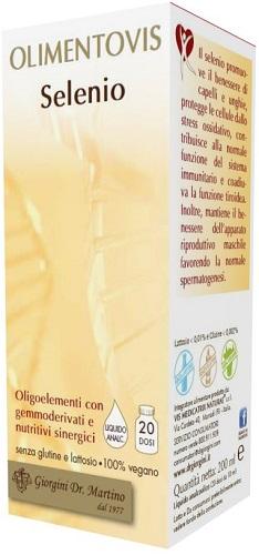 SELENIO OLIMENTOVIS 200ML prezzi bassi