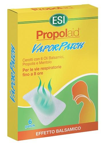 ESI PROPOLAID VAPORPATCH 6 CEROTTI - Farmacia Castel del Monte