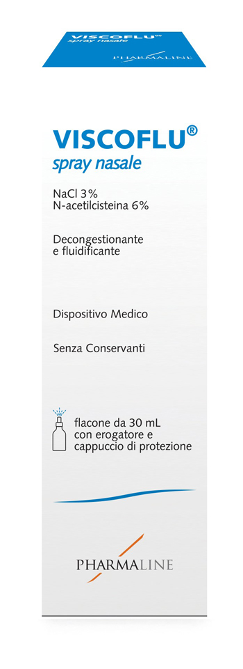 VISCOFLU SPRAY NASALE 30 ML - Farmafamily.it