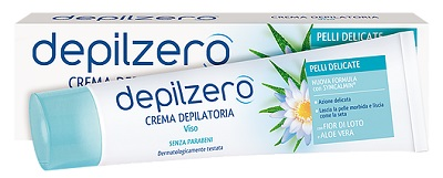 DEPILZERO CREMA VISO 50 ML - Farmawing