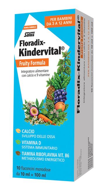 KINDERVITAL FRUITY 100 ML