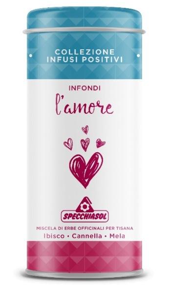 TISANA INFONDI L'AMORE 80 G - Farmaconvenienza.it