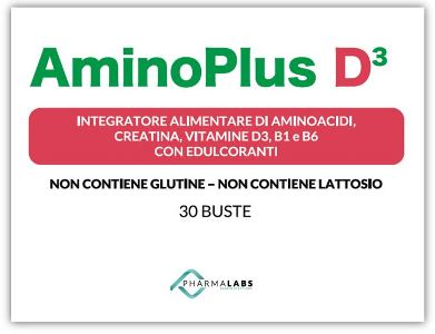 AMINOPLUS D3 30 BUSTINE - Farmacia Centrale Dr. Monteleone Adriano