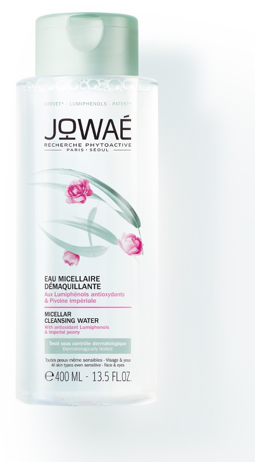 JOWAE ACQUA MICELLARE STRUCCANTE 400 ML - Spacefarma.it