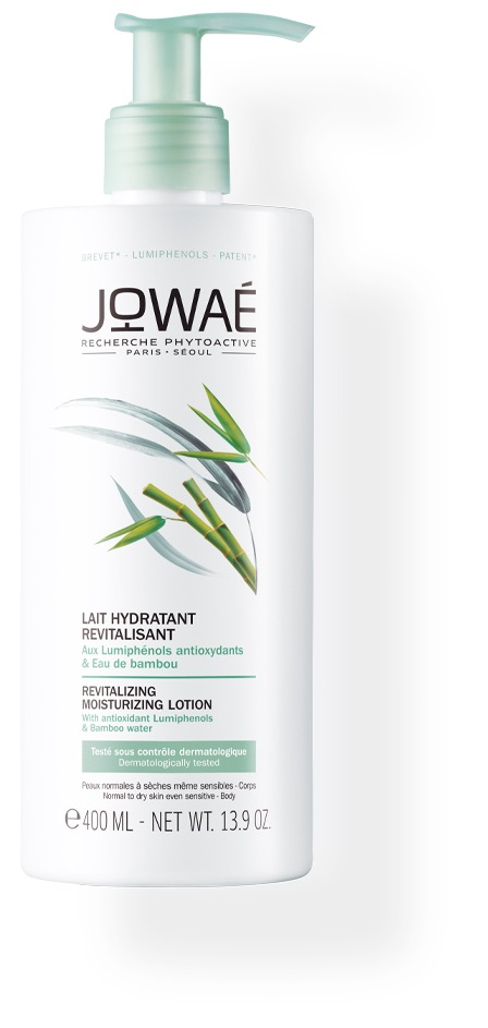 JOWAE LATTE IDRATANTE RIVITALIZZANTE 400 ML - Spacefarma.it