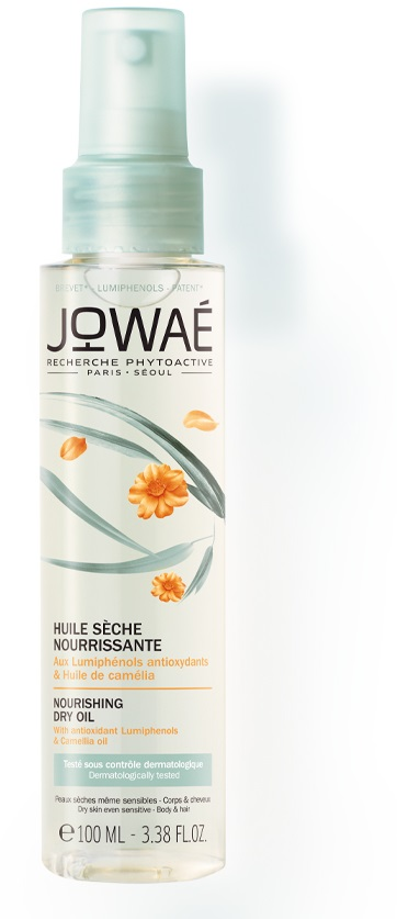 JOWAE OLIO SECCO NUTRIENTE 100 ML - Farmaciacarpediem.it
