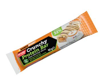 Crunchy Proteinbar Cappuccino 40 g - Farmalilla