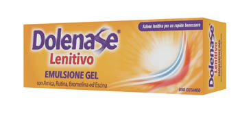 DOLENASE LENITIVO GEL 50 ML - Farmaci.me