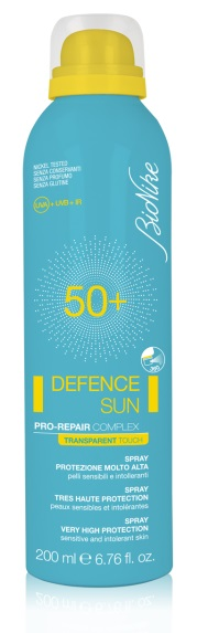 BIONIKE DEFENCE SUN SPRAY INVISIBILE SPF 50+ 200 ML - Farmaci.me