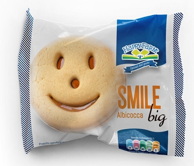 HAPPY FARM SMILE BIG ALBICOCCA 75 G