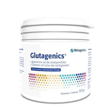 METAGENICS GLUTAGENICS 167 G - Farmastar.it