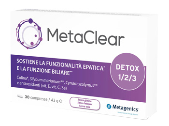 METACLEAR 30 COMPRESSE - La farmacia digitale