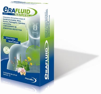 ERAFLUID NATURAL 14 BUSTINE 140 ML - Farmacia Centrale Dr. Monteleone Adriano