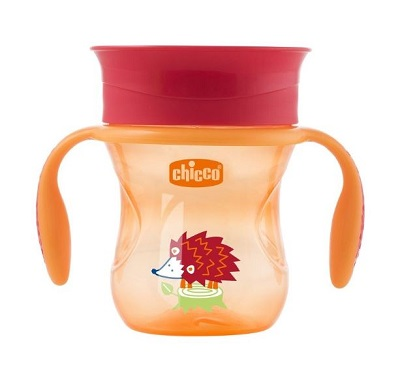 CHICCO TAZZA PERFECT 360 NEUTRO 12 MESI - Farmalilla
