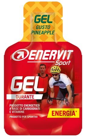 ENERVITENE SPORT GEL PINEAPPLE 25 ML - pharmaluna