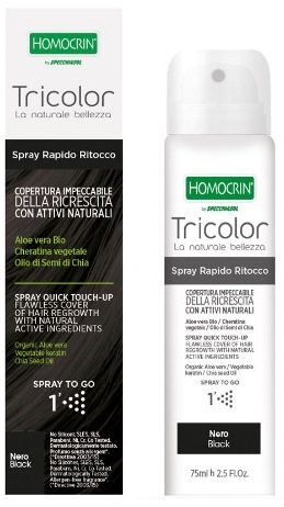 TRICOLOR SPRAY RITOCCO NERO 75 ML - Farmabros.it