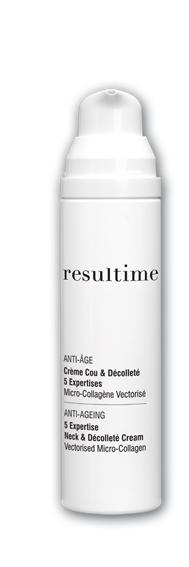 RESULTIME CREMA COLLO E DECOLLETE 5 EXPERTISES 50 ML - Farmaedo.it