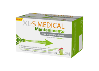 XLS MEDICAL MANTENIMENTO 180 COMPRESSE - La tua farmacia online