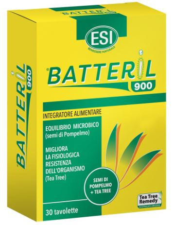 ESI TEA TREE REMEDY BATTERIL 900 30 TAVOLETTE - Speedyfarma.it