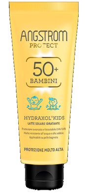 ANGSTROM PROTECT HYDRAXOL KIDS PELLE BAGNATA SPF 50+ - Farmaunclick.it