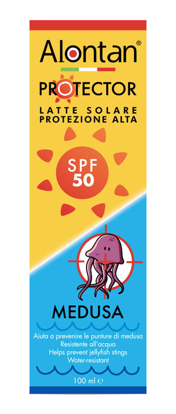 ALONTAN PROTECTOR MEDUSA SPF 50+ CREMA 100 ML - Farmastar.it