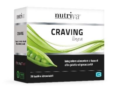 NUTRIVA CRAVING 20 BUSTINE 6 G - Parafarmaciaigiardini.it