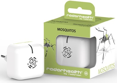 RADARHEALTH REPELLENTE ELETTRONICO DA PRESA PER CASA - Farmaunclick.it