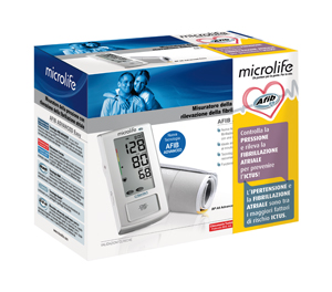 MISURATORE DI PRESSIONE ELETTRONICO MICROLIFE AFIB ADVANCED EASY - Farmacia Giotti