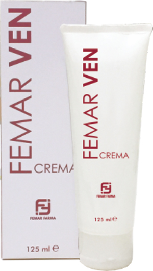 FEMAR VEN CREMA 125 ML - Farmaseller