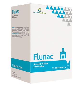 FLUNAC 14 BUSTE - Farmapage.it