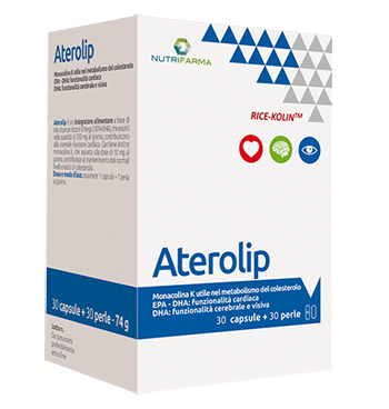 ATEROLIP 30 CAPSULE + 30 PERLE - Farmapage.it
