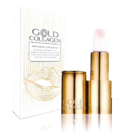 GOLD COLLAGEN ANTI AGEING LIP - Farmacia 33