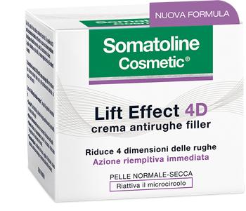 SOMATOLINE COSMETIC VISO 4D FILLER CREMA GIORNO 50 ML - Farmabros.it