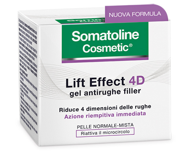 SOMATOLINE COSMETIC VISO 4D FILLER GEL 50 ML - La farmacia digitale
