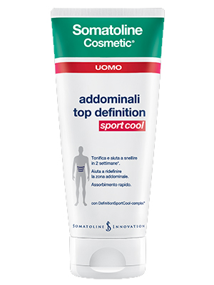 SOMATOLINE COSMETIC UOMO TOP DEFINITION SPORT 200 ML - FARMAPRIME