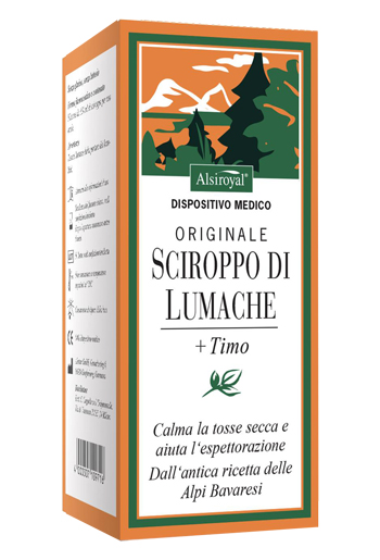 Sciroppo Lumache Originale 150ml - Sempredisponibile.it