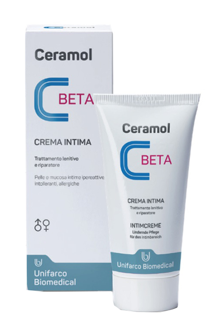 CERAMOL CREMA INTIMA 50 ML - Farmafamily.it