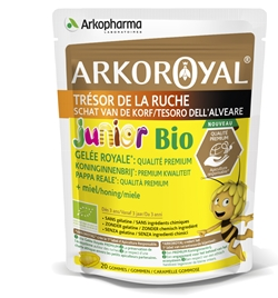 Arkoroyal Caramelle Gommose Bio al Miele 20 Caramelle