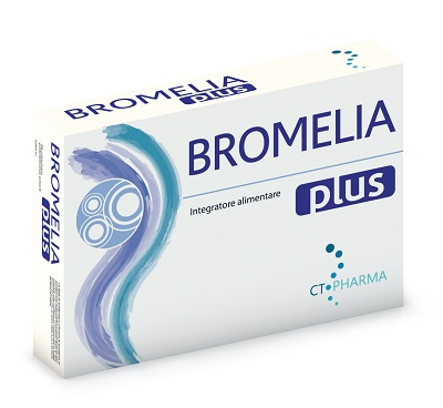 BROMELIA PLUS 30 COMPRESSE 850 MG - Parafarmacia Tranchina
