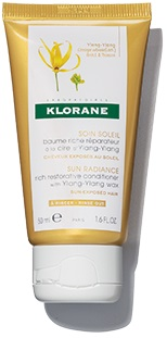 KLORANE BALSAMO ALLA CERA DI YLANG YLANG 50 ML - Farmabellezza.it