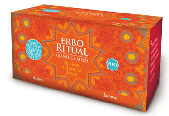 ERBO RITUAL  ROOIBOS E ARANCIA ROSSA BIO 20 FILTRI - Farmacia 33