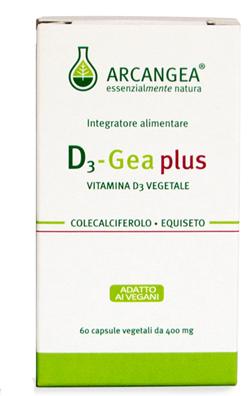 D3 GEA PLUS 60 CAPSULE - Sempredisponibile.it