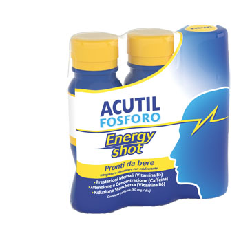ACUTIL FOSFORO ENERGY SHOT 3 X 60 ML - La farmacia digitale