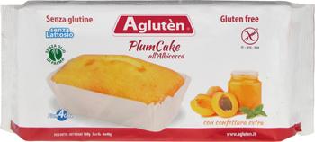 AGLUTEN PLUM CAKE ALBICOCC160G prezzi bassi
