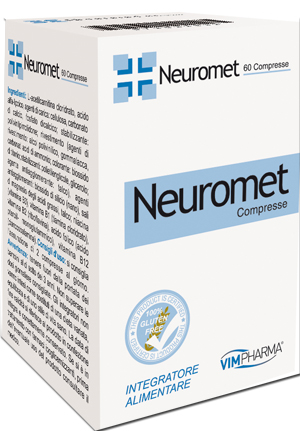 NEUROMET 60 COMPRESSE - farmaciadeglispeziali.it