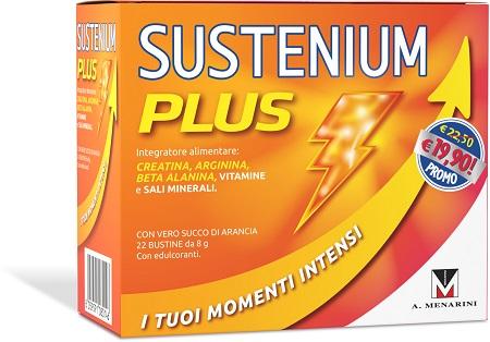 SUSTENIUM PLUS 22 BUSTINE 176 G PROMO - Farmastop